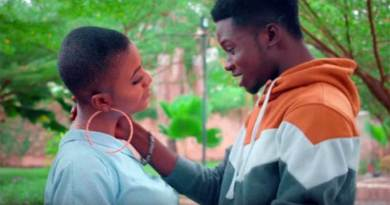 Kuami Eugene Angela Music Video directed by KP Selorm n song produced by Killbeatz.