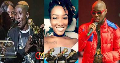 2018 ghana music awards uk winners full list.