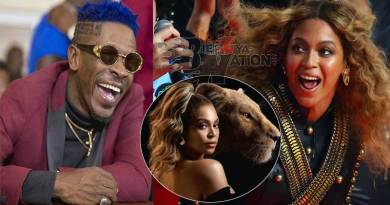 Beyonce features Shatta Wale on the Lion King: the gift album Already song.