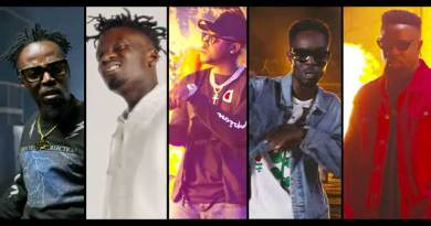 Kwaw Kese Dondo remix video ft Sarkodie Mr Eazi Medikal Skonti.