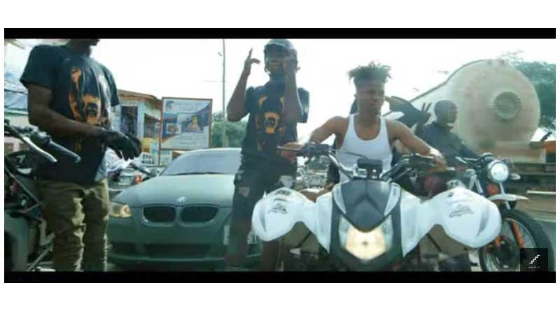 Kwesi Arthur See No Evil Music Video.