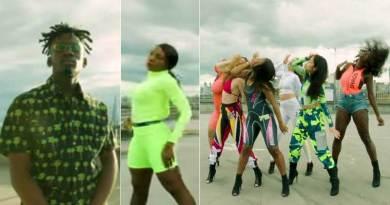 Mr Eazi Supernova Music Video.