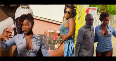 Ebony Reigns sponsor music video Starboy Kwarteng.