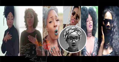 nana hemaa tribute to ebony reigns music video.