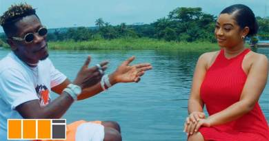 Shatta Wale Melissa obroni official music video.