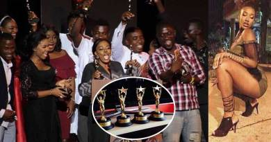2017 RTP Awards winners full list Nana Aba Anamoah wins Personality of the year.