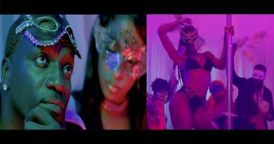 Akon Benjamin Music Video.