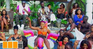 Lil Win ft Medikal Sor Me So Music Video, song produced by Chensen.