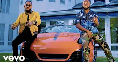 Phyno ft Davido Ride For You video, produced by Soularge.