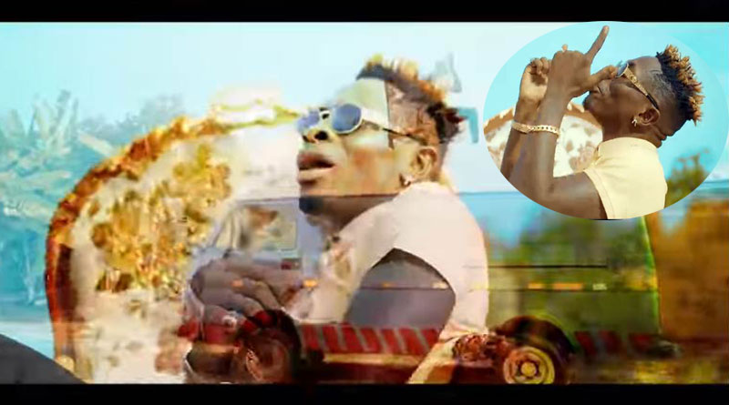 Shatta Wale God Is Alive Music Video.