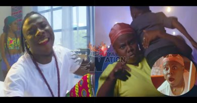 Stonebwoy ft Teni - Ololo Music Video.