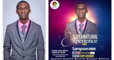 Supernatural Experience by Sampson Annan.