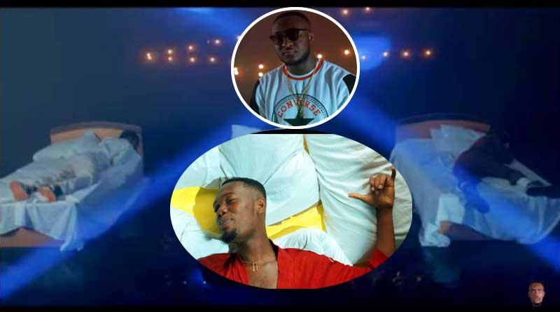 Tulenkey feat Quamina Mp, Fameye & Dj Vyrusky – Goodnight Remix Mada Music Video.