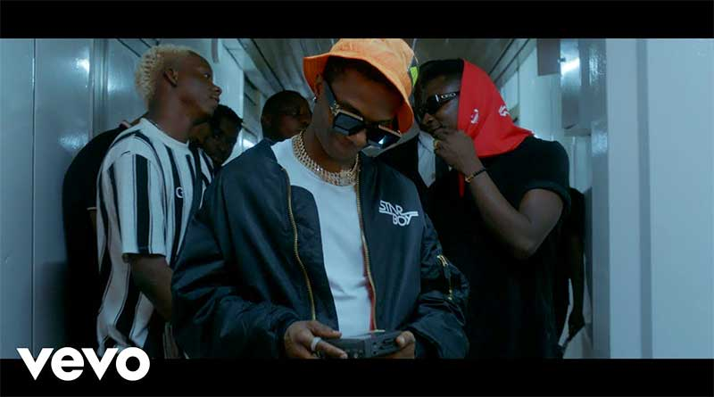WizKid - Ghetto Love Music Video.