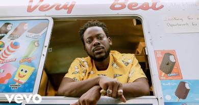 Adekunle Gold Young Love Music Video directed by Fred Focus.