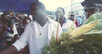 Akon ft Kizz Daniel Take Your Place Video.