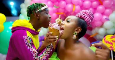 Cuppy ft Zlatan Gelato Video dir Frizzle and Bizzle, prod by Rexxie.