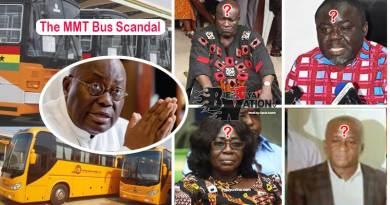 Metro Mass Transit MMT 50 buses scandal Titus Glover.