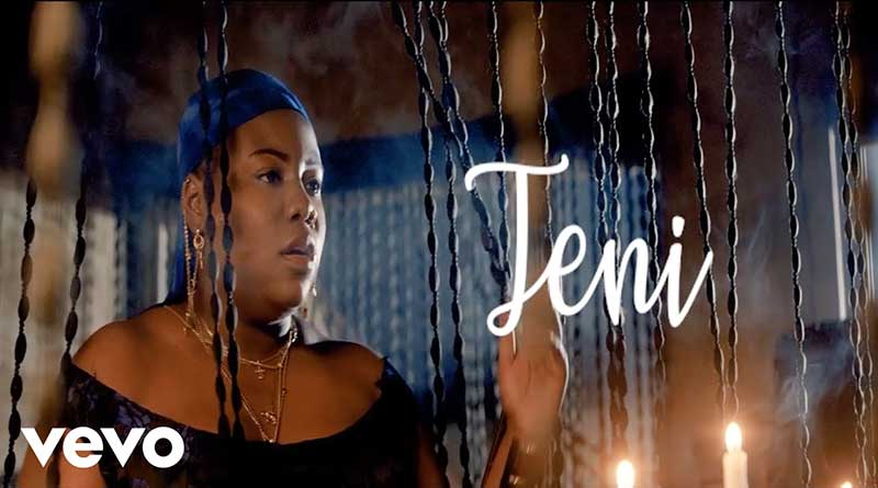 Teni Power Rangers video directed by Toka McBaror, song produced by jaysynths.