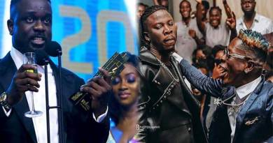See the full list of winners @ 2019 4syte TV Music Video Awards – Shatta Wale wins highest awards, Sarkodie, Stonebwoy, others win