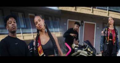 Alicia Keys ft 21 Savage Miguel Show Me Love Remix Video.