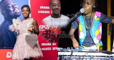 DJ Switch wins 2019 Ghana DJ Awards of the year winners list