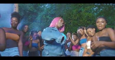 Eno Barony Falling In Love Music Video.