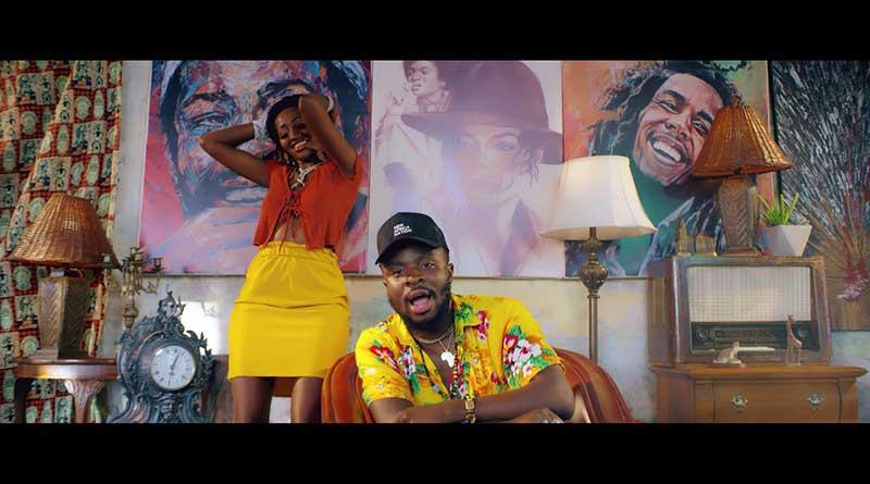Fuse ODG ft Kwesi Arthur Timeless Video.