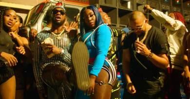 Stylo G ft Spice Sean Paul Dumpling Remix Video directed by Kelvin Hudson.
