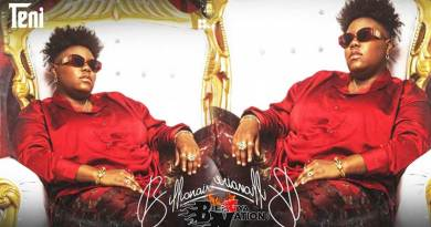 Teni Billionaire Music Video directed by TG Omori prod by Pheelz.