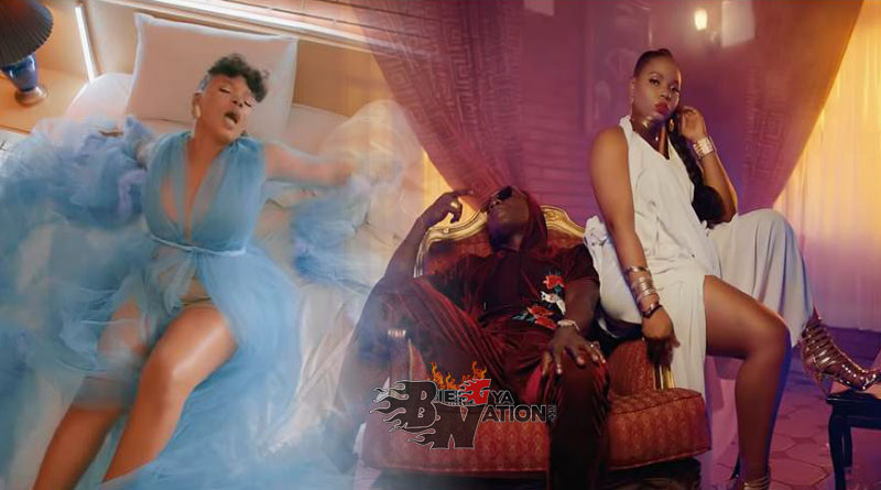 Yemi Alade ft Duncan Mighty Shake Music Video directed by Paul Gambit prod by Egar Boi.