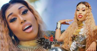 Fantana New African Lady Video directed by Yaw Skyface, produced by Jesse Beatz.