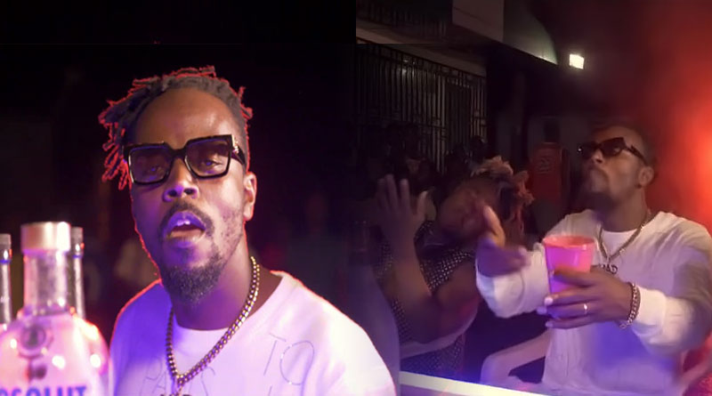 Kwaw Kese ft Quamina MP Bottles Music Video directed by Rich Sheff, produced by Skonti.