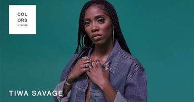 Tiwa Savage Attention Video A Colors Show produced by Blaq Jerzee.