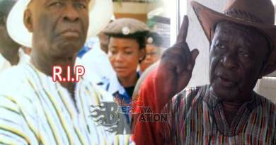 Former KMA mayor Nana Akwasi Agyemang alias Okumkom dead.