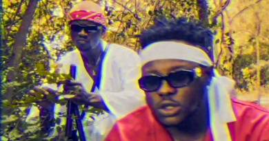 Joey B ft Medikal Green Tea Music Video directed by Babs, song produced by Altra Nova.