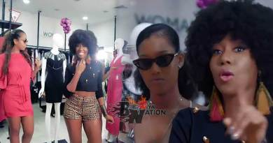 MzVee Who Are You Music Video directed by Phamous Philms, produced by MOG Beatz.