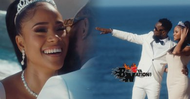 Patoranking I'm In Love Music Video produced by Mix Masta Garzy.