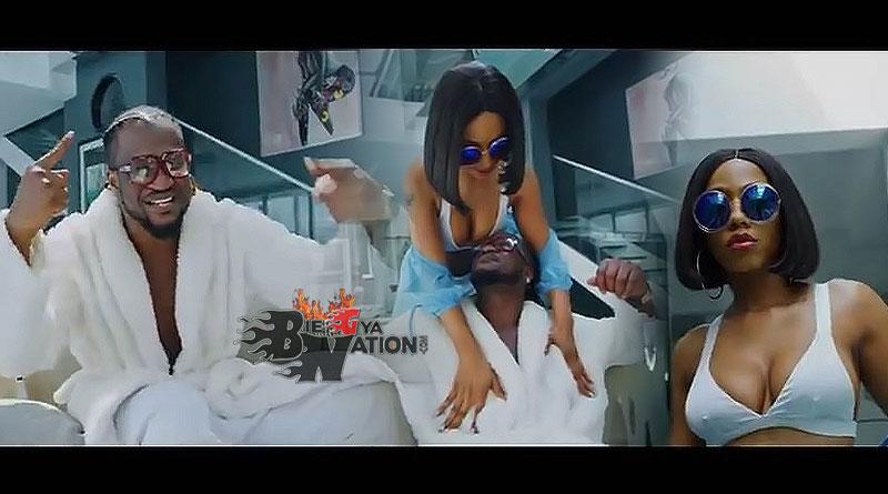 Rudeboy Take It Music Video starring BBNaija 2019 winner Mercy Eke.