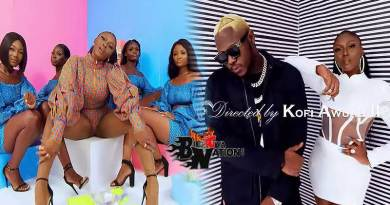 S3fa ft Medikal Magyi Music Video directed by Kofi Awuah, produced by Konfem.