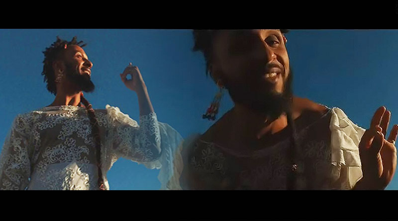 Wanlov the Kubolor Sticks n Tones Music Video directed by Alvar Alonso Kubolor Cini.