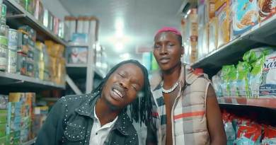 Zinoleesky ft Naira Marley Caro Music Video directed by Naya Effectz, produced by Rexxie.