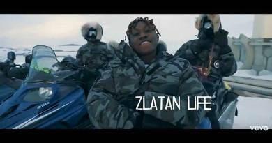 Zlatan Life Music Video directed Hassan Al Raae, produced by IamBeatz.