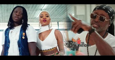 Adina ft Stonebwoy Take Care Of You Music Video directed by KP Selorm n produced by StreetBeaz staring Reggie Rockstone.