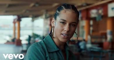 Alicia Keys Underdog Music Video directed by Wendy Morgan.