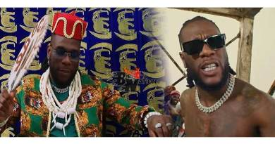 Burna Boy Odogwu Music Video directed by TG Omori n produced by Kel P.