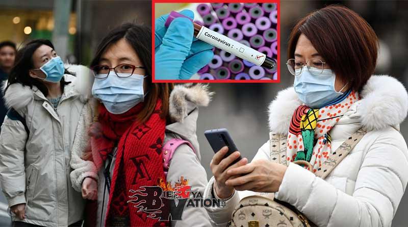 Coronavirus Covid-19 outbreak in Wuhan Hubei Province in China.