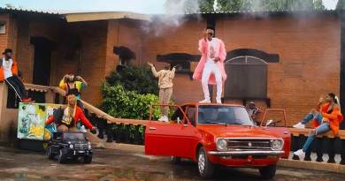 Mayorkun Geng Music Video directed by Dammy Twitch n produced by QueBeat.