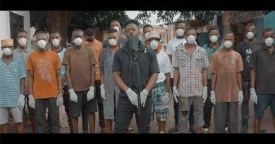 Rayvanny Magufuli Corona Music Video directed by Eris Mzava.