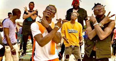 Shatta Wale H0rny Animation Music Video by Gangee.